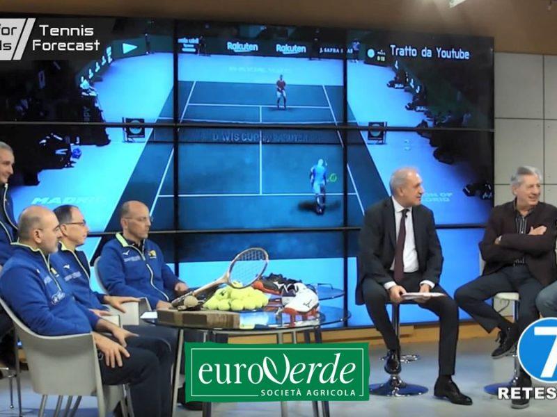 Turin for ATP Finals / Tennis Forecast